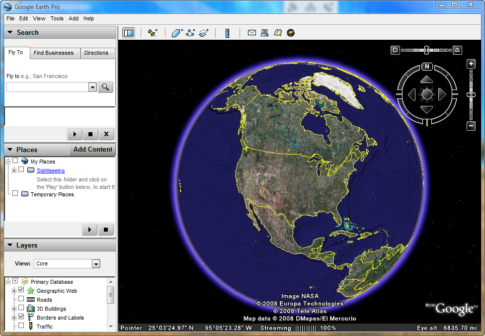 Google earth pro gold newest in nov