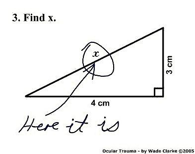 funny test. Funny Test Answers by Students