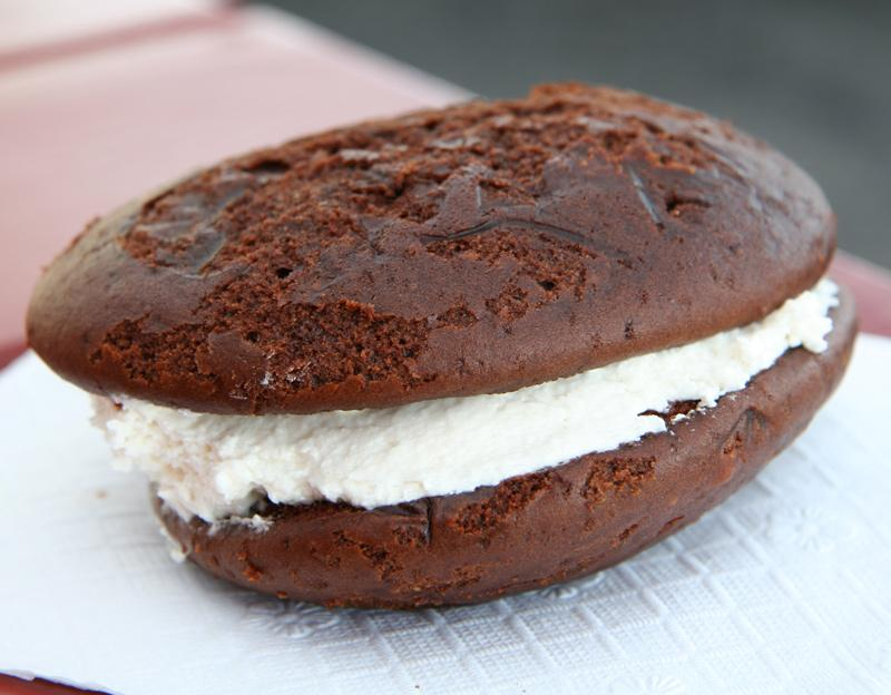 Whoopie pies are now Maine's official state treat .