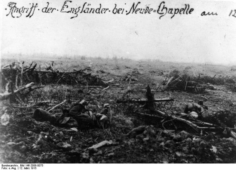 the battle of ypres april 1915 essay Austria-hungary declared war on serbia on 28 july 1914 germany declared war   but they showed during the second battle of ypres (22 april-25 may 1915),.
