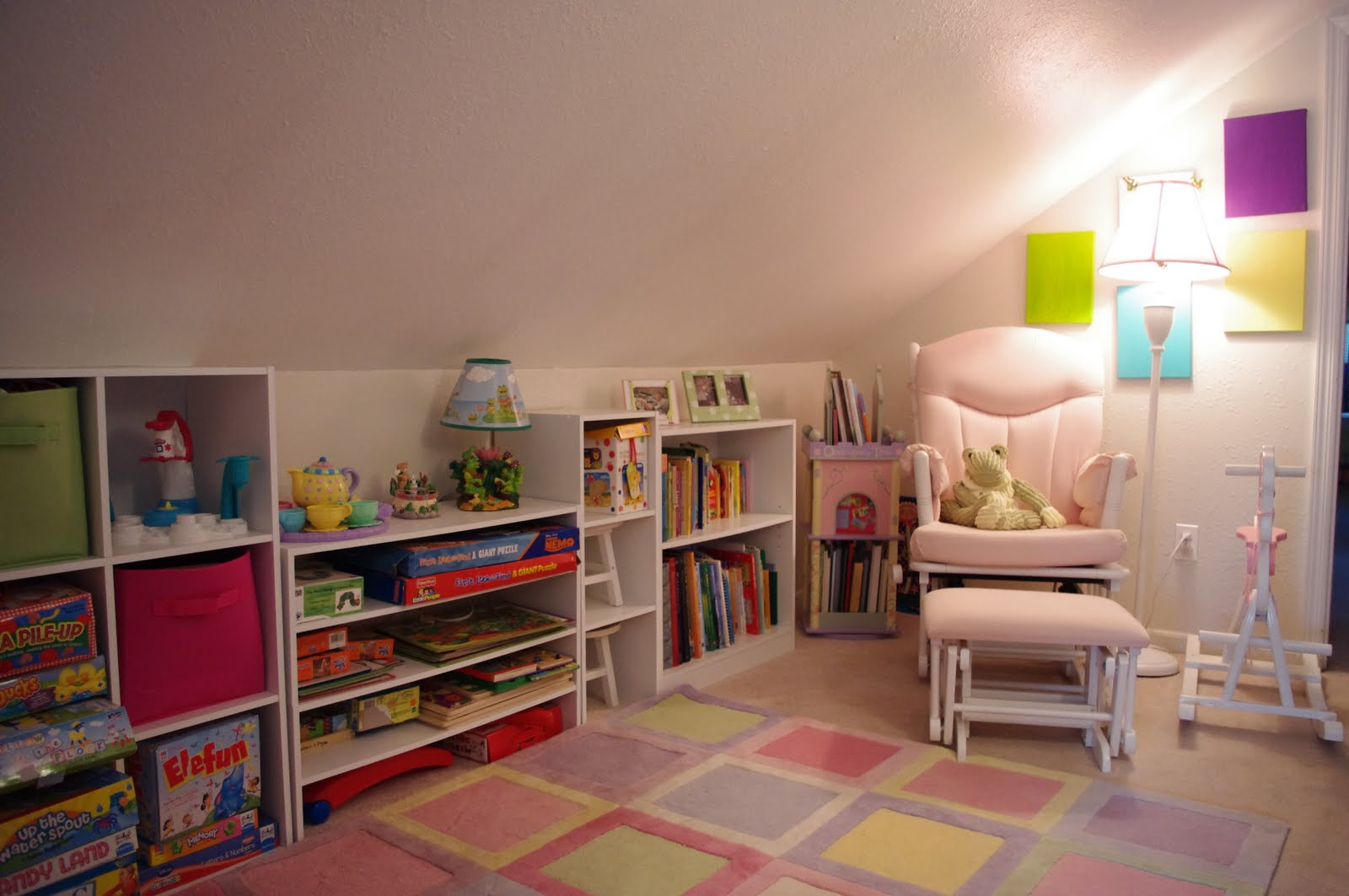 Kids bedroom ceiling decoration - Master Bedrooms Upstairs Bedroom And Knee Walls