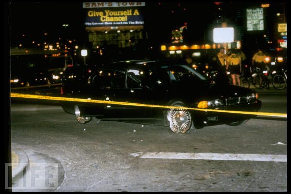 Crime Scene Photos Of Tupac Shakur Nogrape's tupac theory part