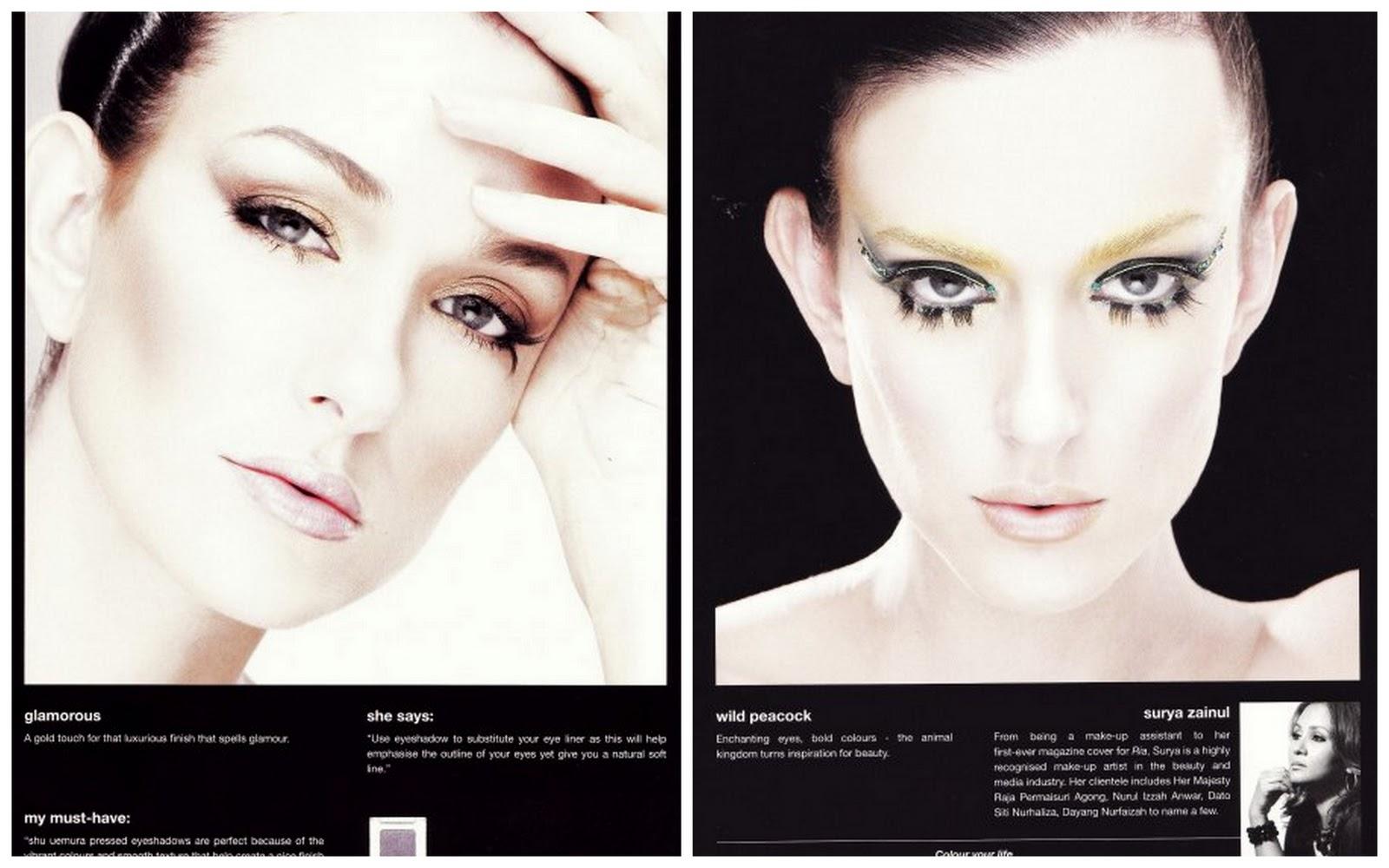 Surya zainul my collaboration with shu uemura thecheapjerseys Images