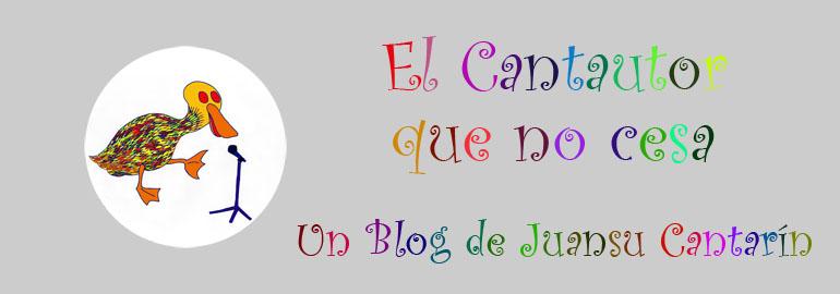 El Cantautor que no cesa. Un blog de Juan Jesús Amo