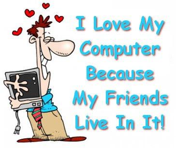 computer is my best friend