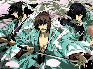 hakuouki shinsengumi main members