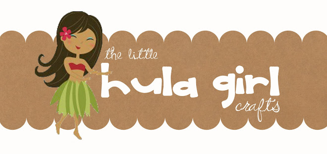 The Little Hula Girl