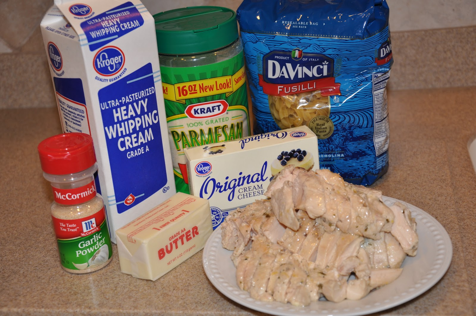how to make more alfredo sauce with one jar