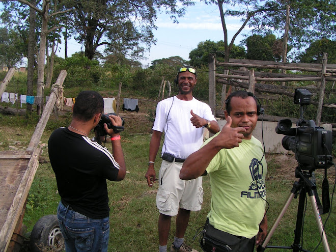 gravação. cena do filme o sofrodor