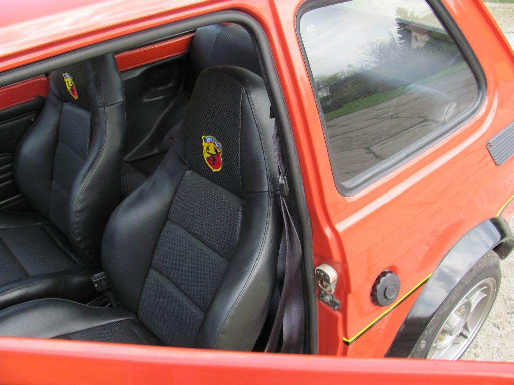 Retrostrefa Fiat 126p Abarth 77