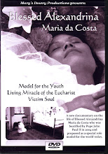 Blessed Alexandrina Maria da Costa DVD