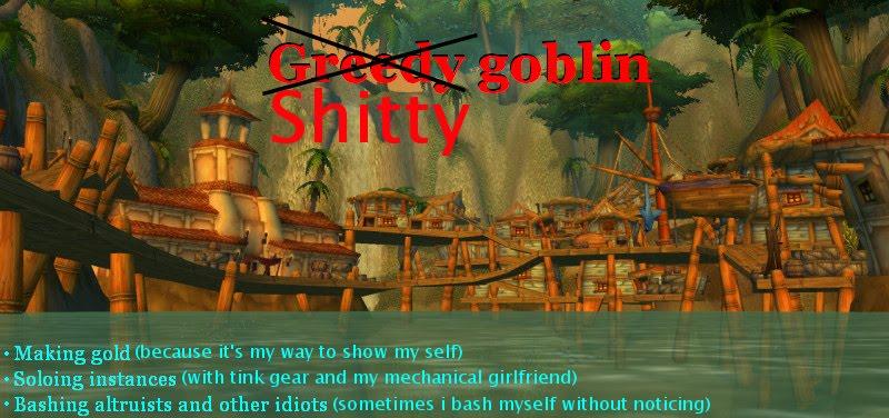 Shitty Goblin