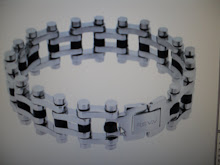 ( 19 )        stainaless steel bracelets $50.00