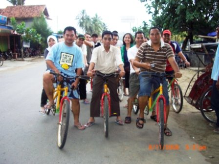 Kegiatan Studi Banding ke Pemkot Banjar Jawa Barat