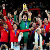 """La Furia Roja"" Spanyol di Puncak FIFA World Ranking, 14 Jul 2010"