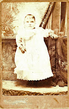 Grandmother Lavenua Ann as a Baby, c. 1897
