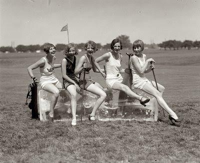 Golf ladies