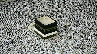 eid prayers at hajj