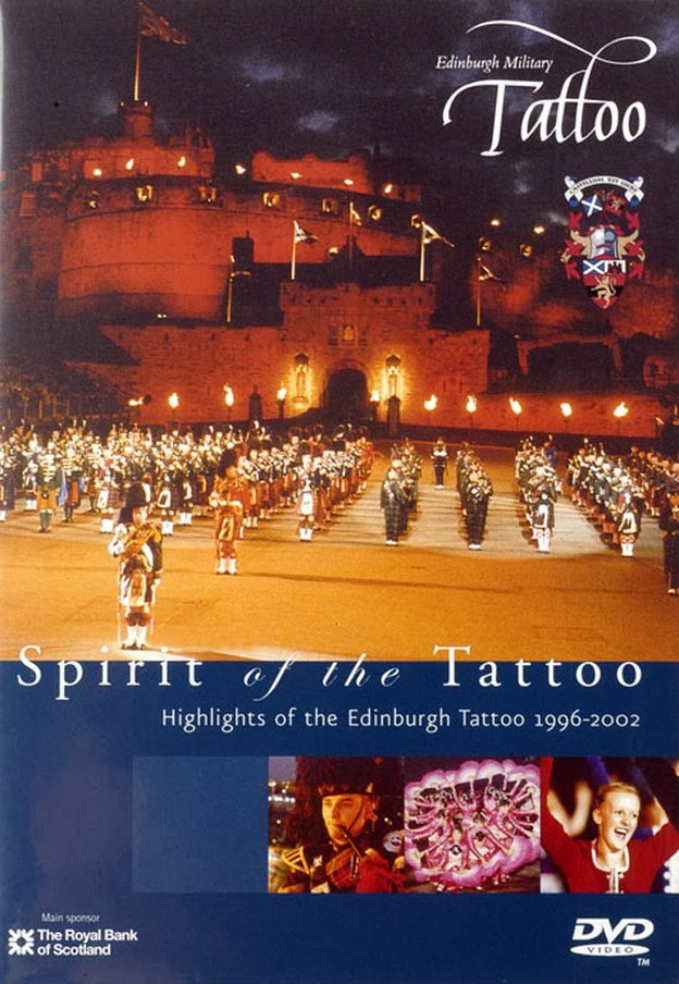 VIDEO: Edinburgh Military Tattoo. 2003 | VIDEO | 2.72 Gb | Military Band,