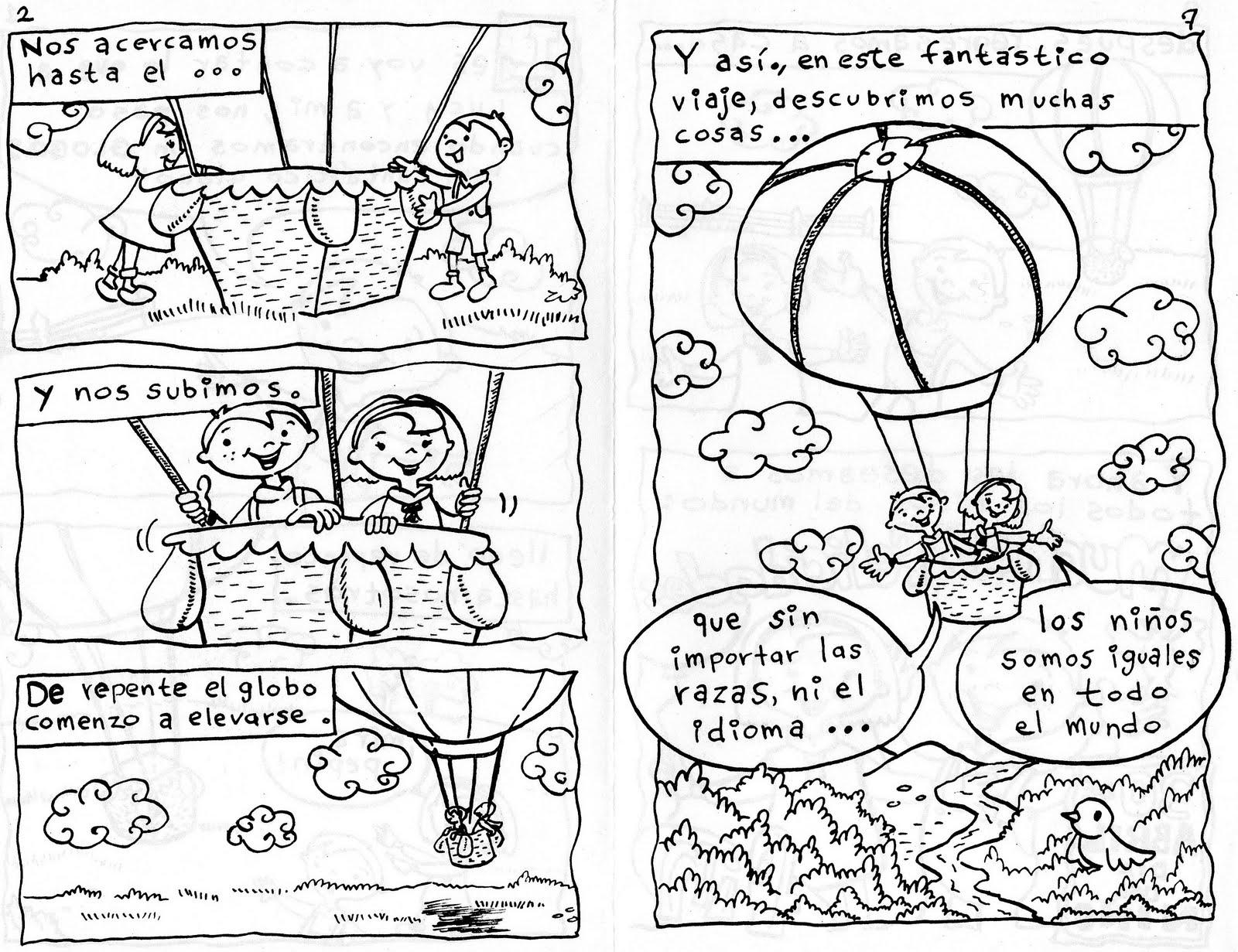tony garabato caricaturista: algunas ilustraciones de un cuento ...