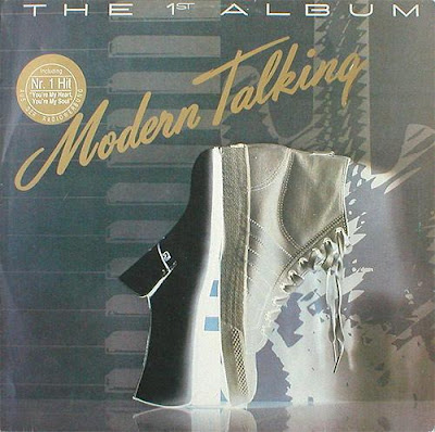 Modern Talking - The 1st Album (1985)