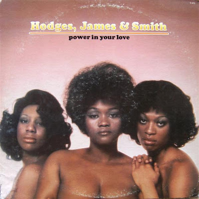 Hodges, James & Smith - 1975 - Power In Your Love