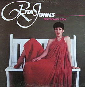 RITA JOHNS - 1981 - One Woman Show