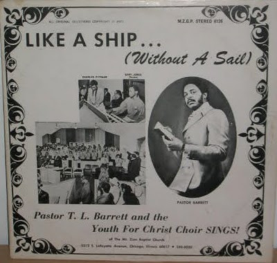 Pastor T.L. Barrett and the Youth For Christ Choir