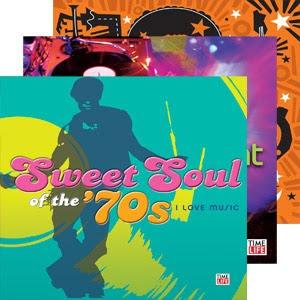 Sweet Soul Of The Seventies  ( 11 cd )