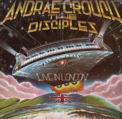 Andrae Crouch The Disciples Live In London 1973