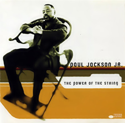 Paul Jackson Jr. - Rock Steady (2001) Single