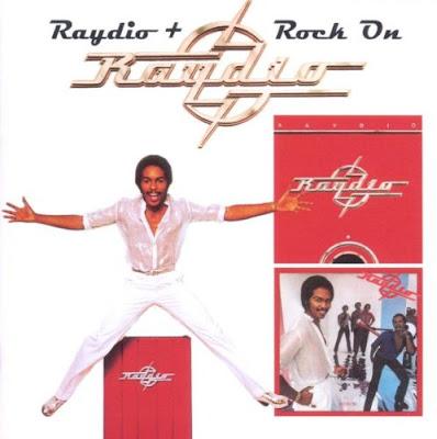 Raydio-Raydio (1978)-Rock On (1980)-Remastered  2010