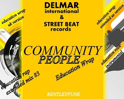 Community People - Education Wrap / 1980 - 1986
