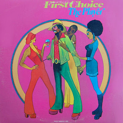 First Choice - The Player  1974