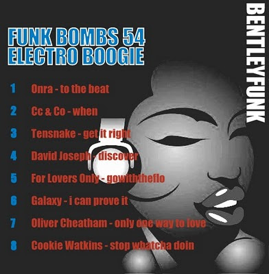 FUNK BOMBS 54 by BENTLEYFUNK