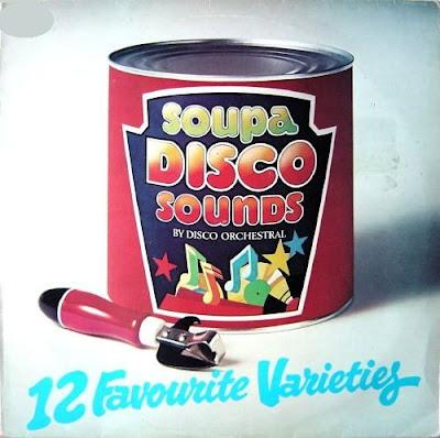 Disco Orchestral - Soupa Disco Sounds (1976)