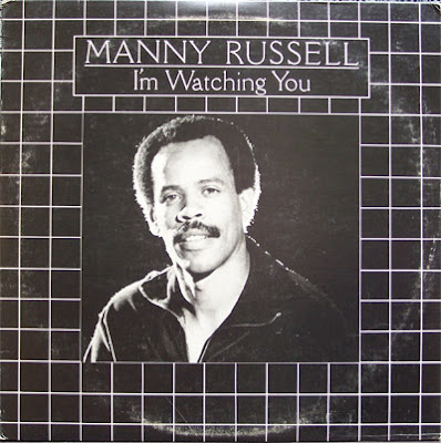 manny russell - i'm watching you 1982