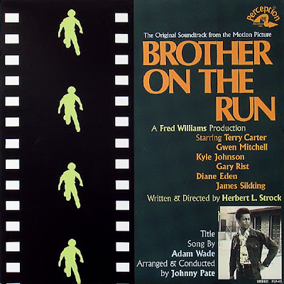 Johnny Pate - Brother On The Run (1973)