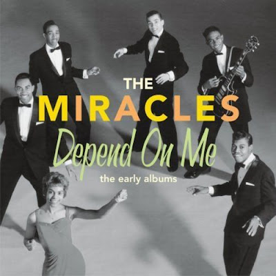 The Miracles - Depend On Me - The Early Albums 2CD (2009)