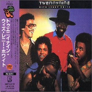 Twennynine With Lenny White  1980 /  CD 2007