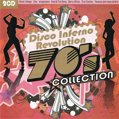 VA - Disco Inferno Revolution 70's (2CD) (2008)
