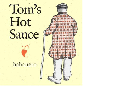 Tom's Hot Sauce Blog