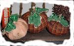 Primitive Harvest Pumpkins