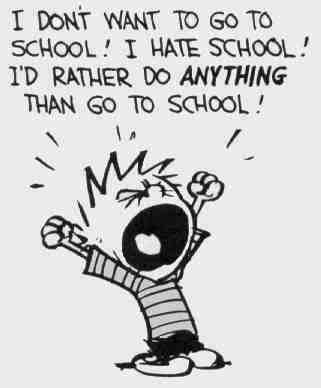funny school quotes. not funny.. i know :(