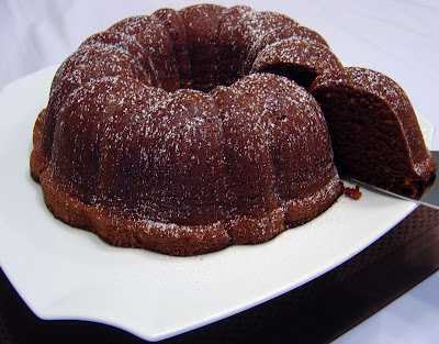 ... addition to my Etsy shop is this luscious chocolate pound cake