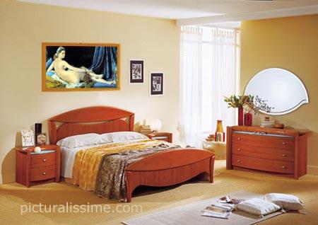 d coration d 39 une chambre canadi nne. Black Bedroom Furniture Sets. Home Design Ideas