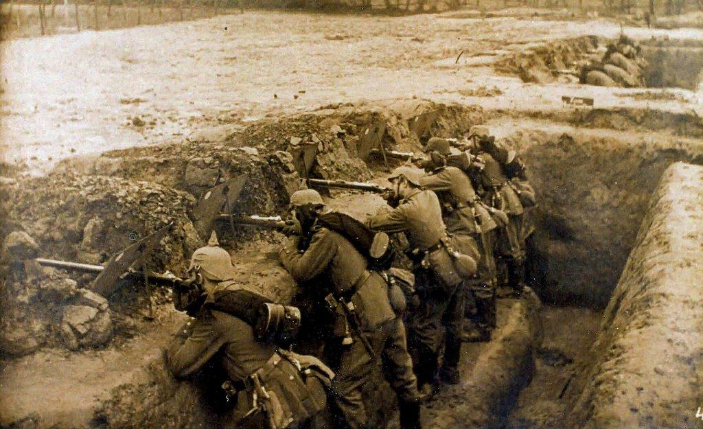 Curiosidades de la primera guerra mundial