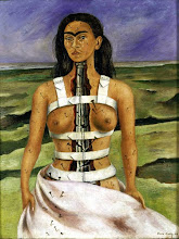 The Broken Column - Frida Kahlo (1944)