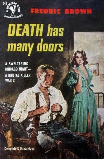 & TEMPLE OF SCHLOCK: DEATH HAS MANY DOORS