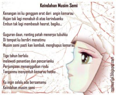 Puisi Persahabatan Dalam Bahasa Indonesia